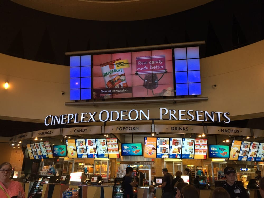 Cineplex Odeon South Edmonton 20 Photos Amp 53 Reviews