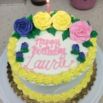 Knotts Bakery Birthday Cakes