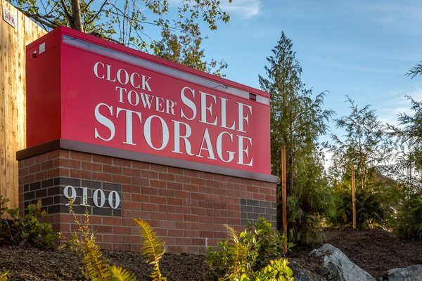 Clock Tower Self Storage   Lake Stevens 9100 WA 92 Lake Stevens, WA  Warehouses Self Storage   MapQuest