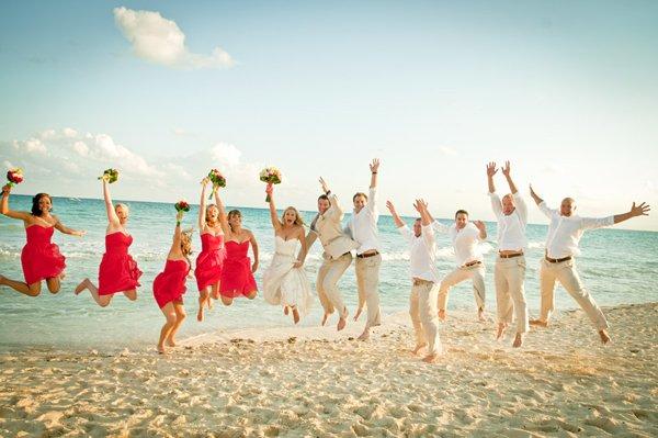 Honeymoon and Destination Wedding