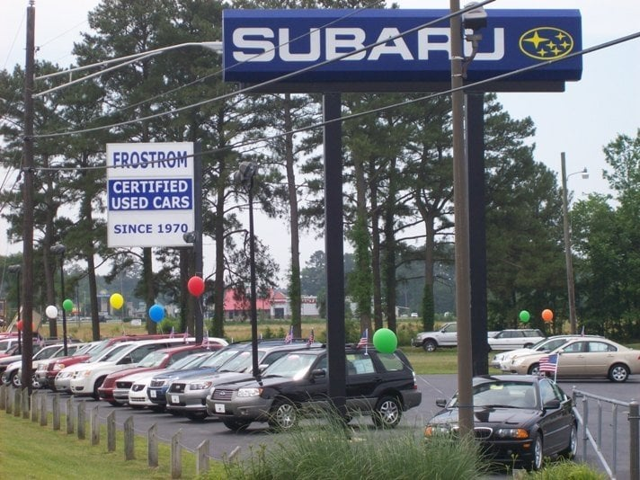 Buchanan Subaru Motor Mechanics Repairers 1727
