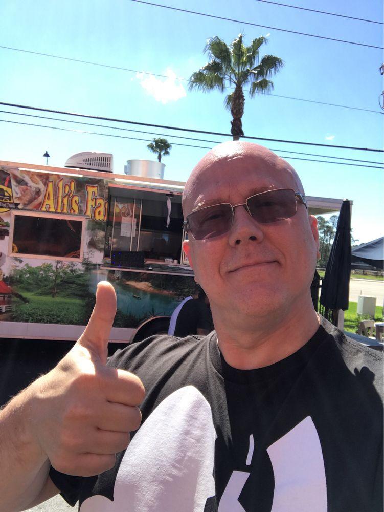 Ali's Famous Food Truck: 5395 W Irlo Bronson Memorial Hwy, Kissimmee, FL