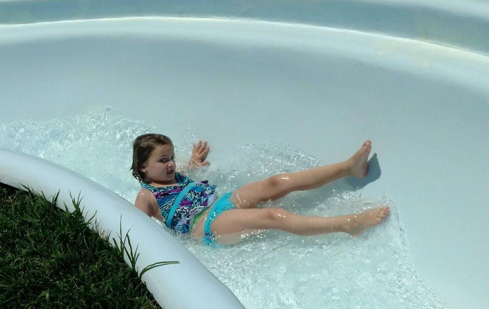 The Fun Spot Water Slide: 2061 Hwy 87, Port Bolivar, TX