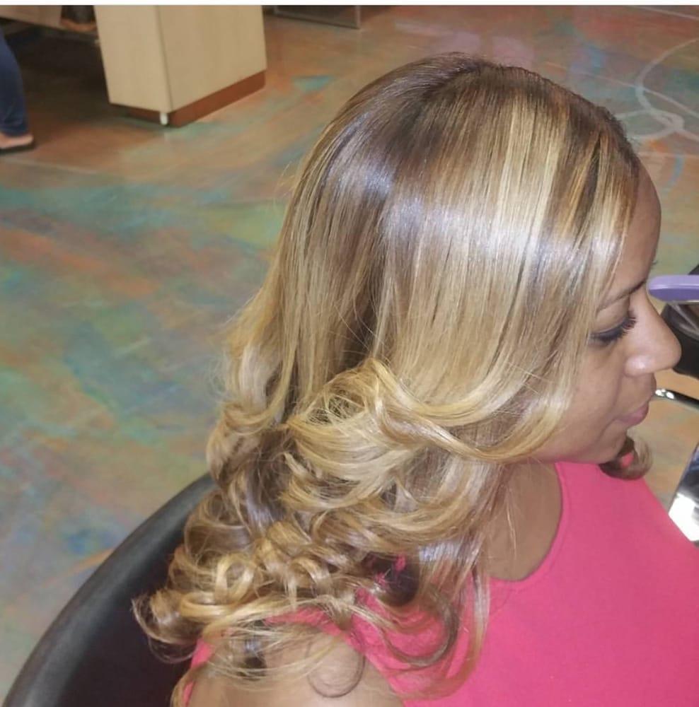 Hair Cut And Color Classes In Atlanta 2015 Balyage Color W