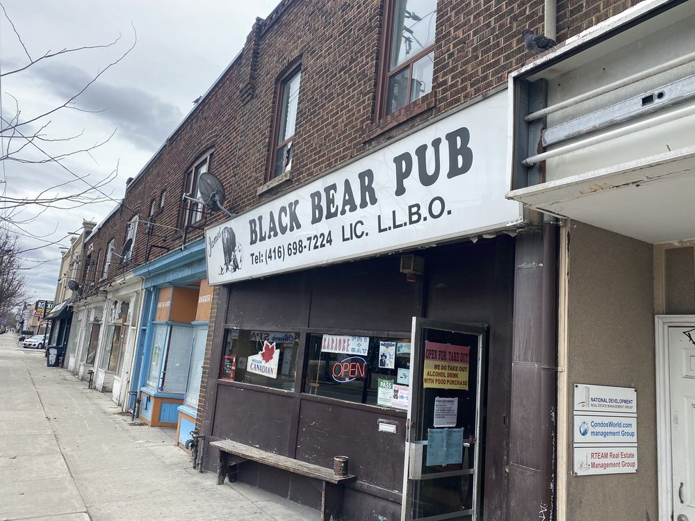 James Black Bear Pub