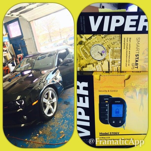 2011 Chevy Camaro Getting A Viper 5706V Remote Start/alarm