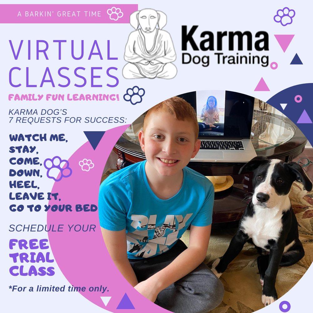 Karma Dog Training