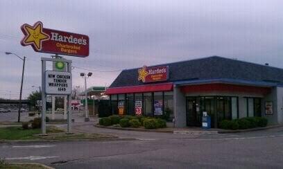 Hardees Of Madisonville Fast Food 770 E Center St Madisonville