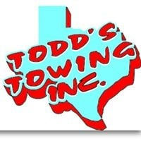 Towing business in Fate, TX