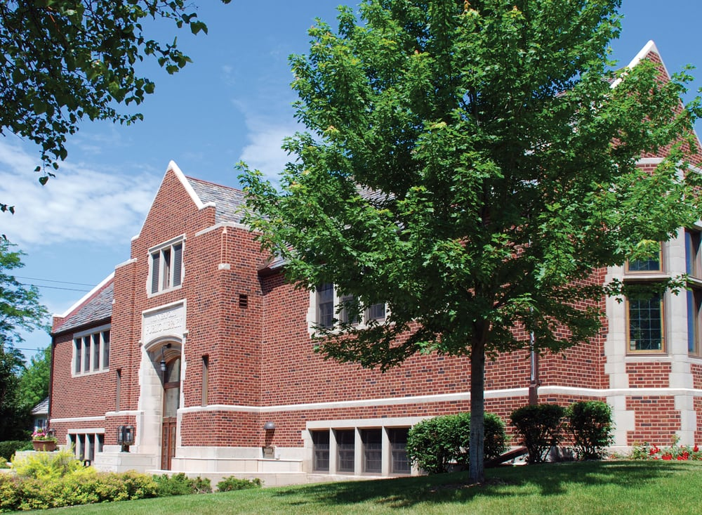 Hennepin County Library - Linden Hills Library