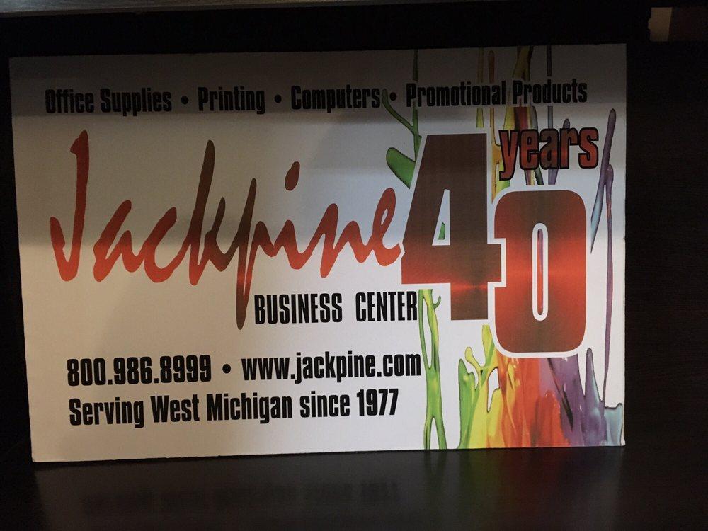 Jackpine Business Center: 76 Filer St, Manistee, MI