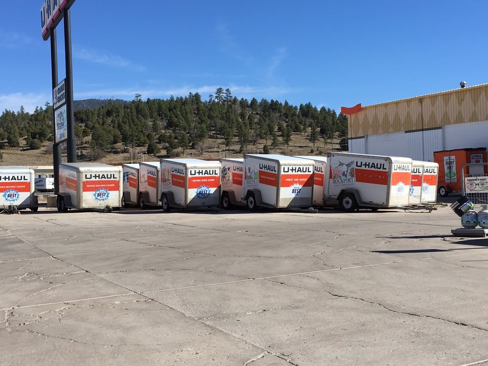 U-Haul Moving & Storage of Riverview in Mesa, Arizona ...