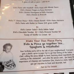 Photos for maria 39 s italian kitchen menu yelp for Maria s italian kitchen menu