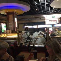 den kinesiske restaurant