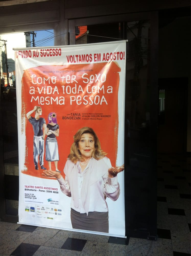 Teatro Santo Agostinho