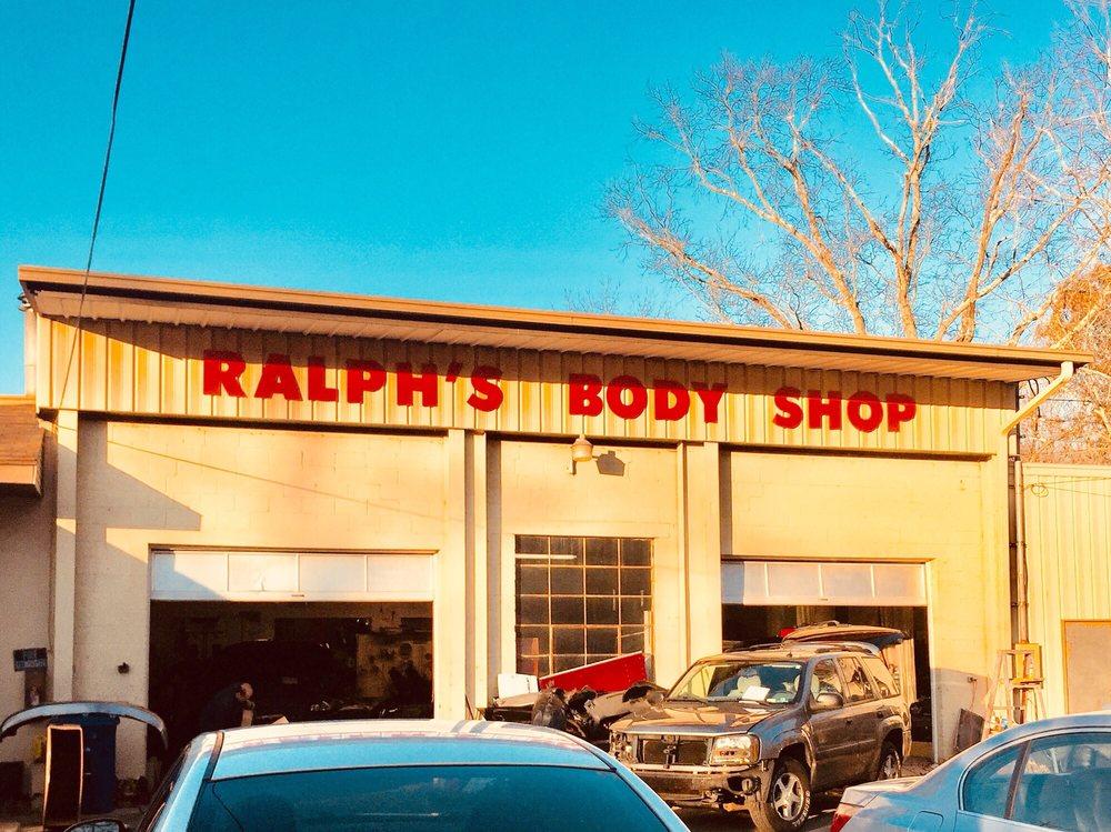 Ralph's Body Shop: 903 Strawberry Ave, Vineland, NJ