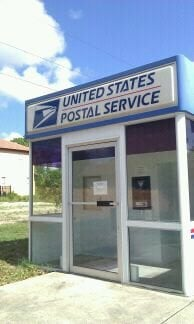 US Post Office: 9907 8th St, Gotha, FL