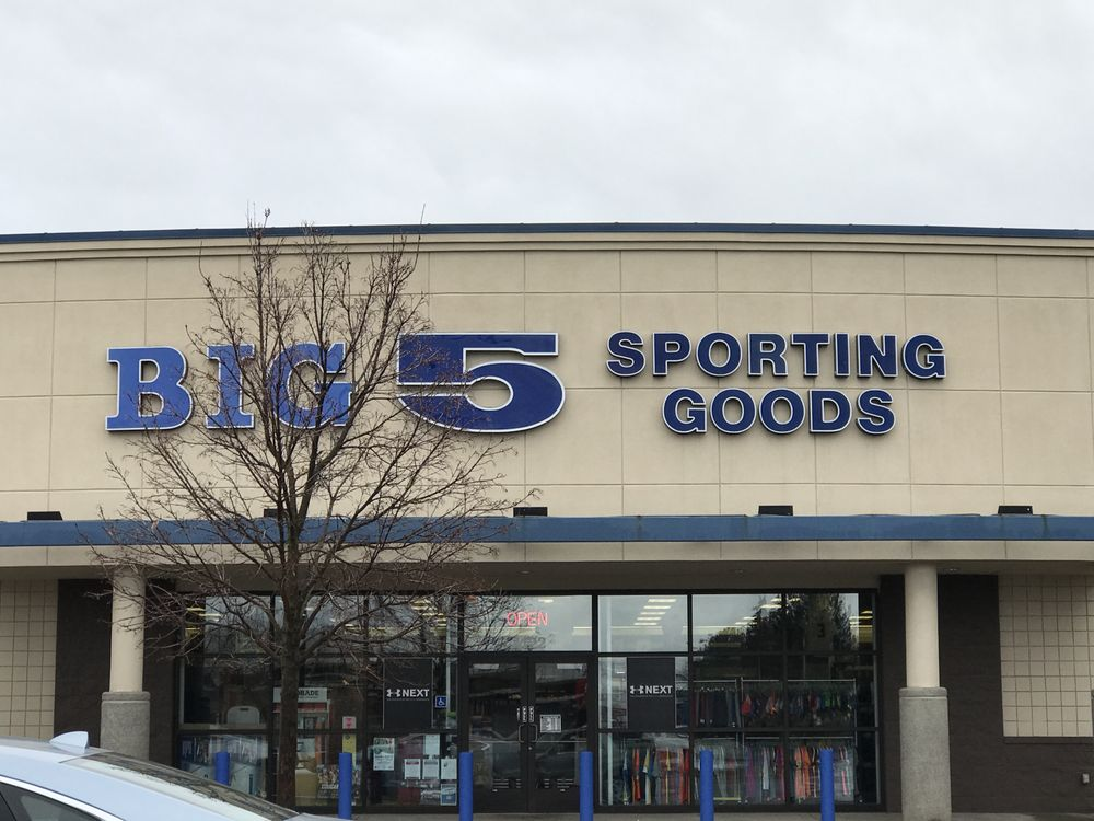 Big 5 Sporting Goods: 2122 W Pullman Rd, Moscow, ID