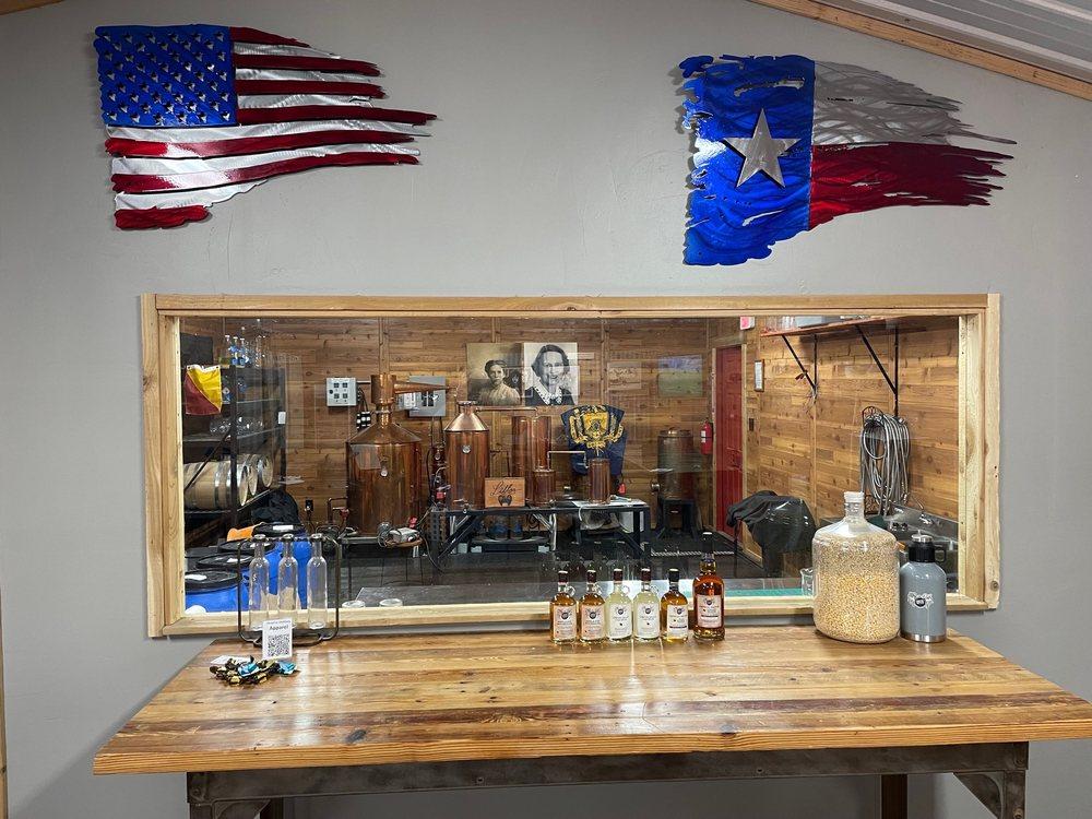 Chapline Distillery: 30790 Blanco Rd, Bulverde, TX