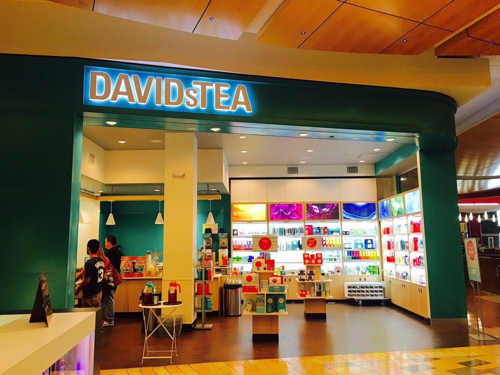 Oakridge Mall San Jose Map Of Stores%0A DAVIDsTEA     Photos  u        Reviews  Coffee  u     Tea      Blossom Hill Rd   Blossom Valley  San Jose  CA  Phone Number  Yelp