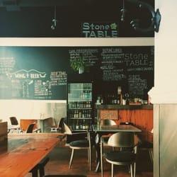 Stone table 52 foto cucina statunitense del sud for Table 52 yelp