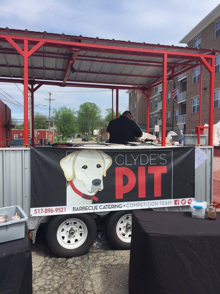 Clyde's Pit: 4222 N Upton Road, Elsie, MI