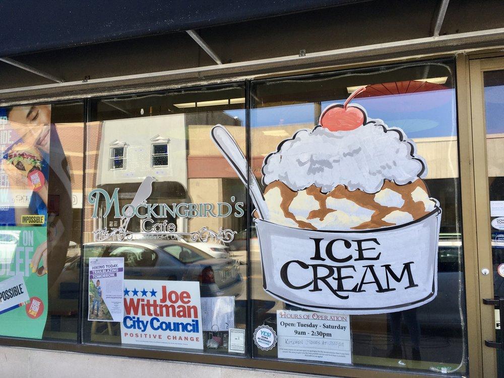Mockingbirds: 1024 Central Ave, Middletown, OH