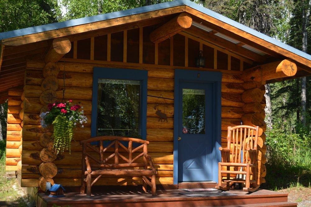 Hatcher Pass Bed & Breakfast: 9000 N Palmer Fishhook Rd, Palmer, AK