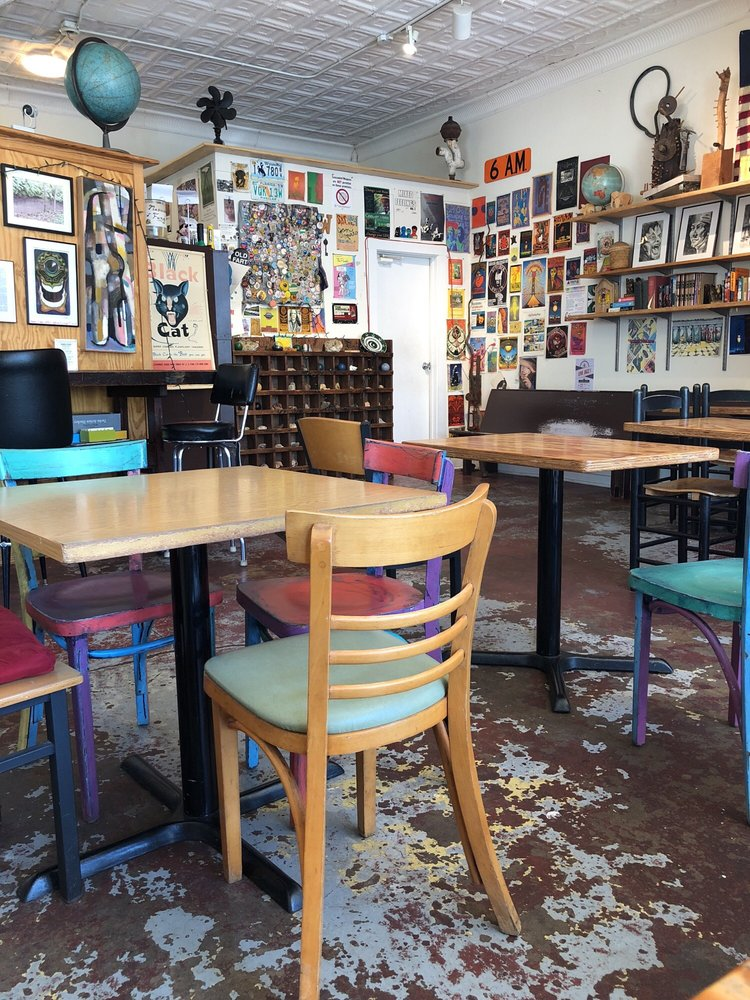 Stone Spiral Coffee & Curios: 2500 Sutton Blvd, Maplewood, MO
