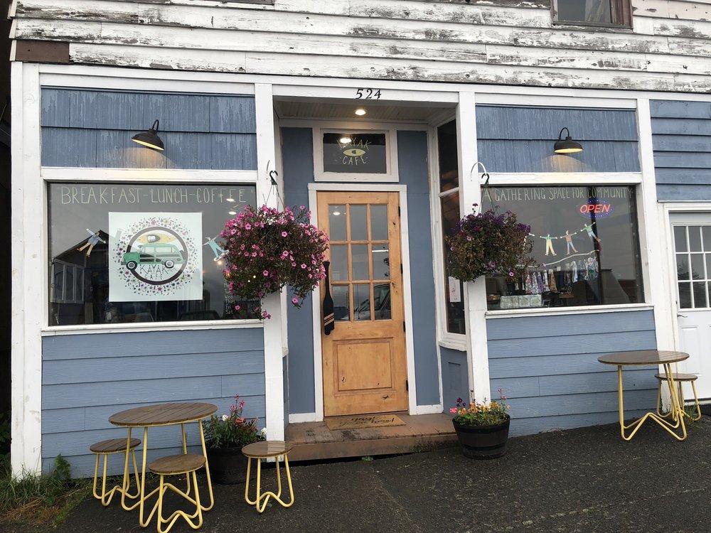 Kayak Cafe: 524 2nd St, Cordova, AK