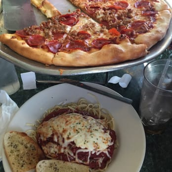 Photo Of Long Island Pizza Surf City Nc United States Dinner
