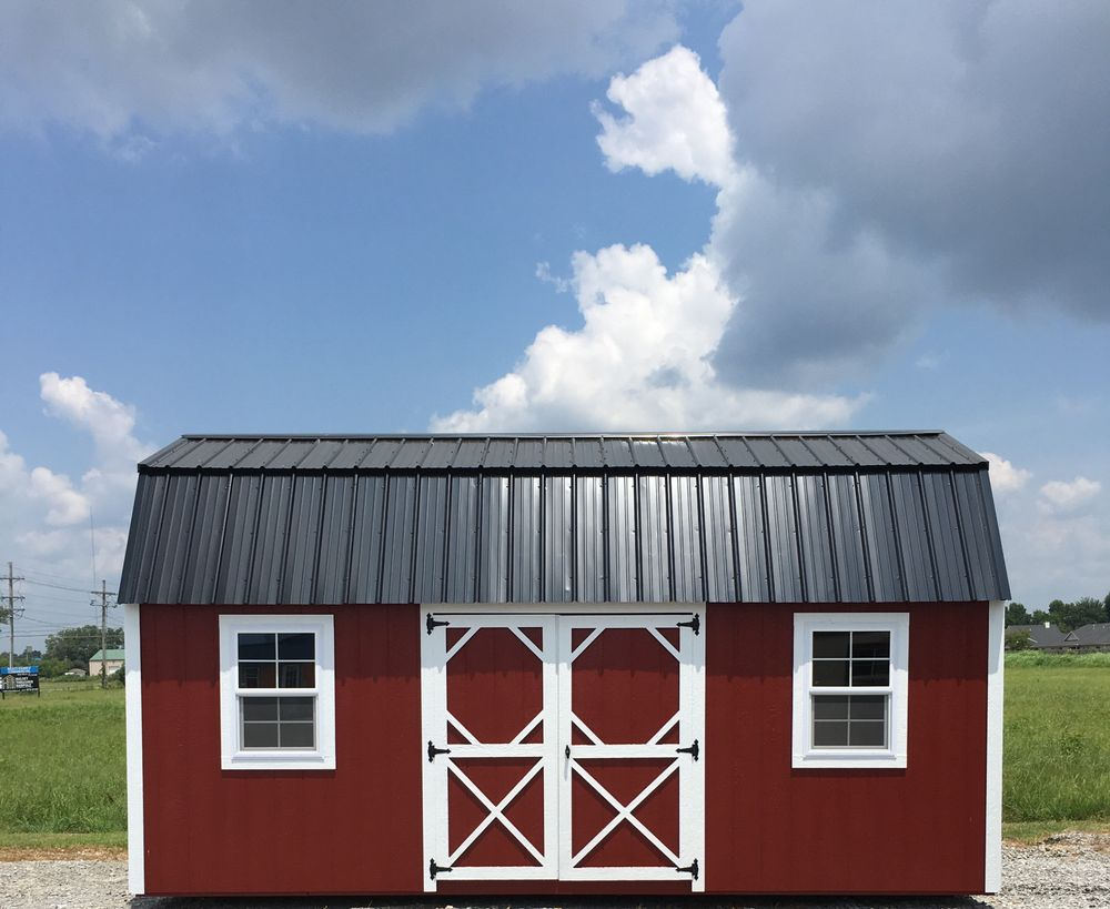Ez Portable Buildings & Tiny Homes: 3600 S Caraway Rd, Jonesboro, AR