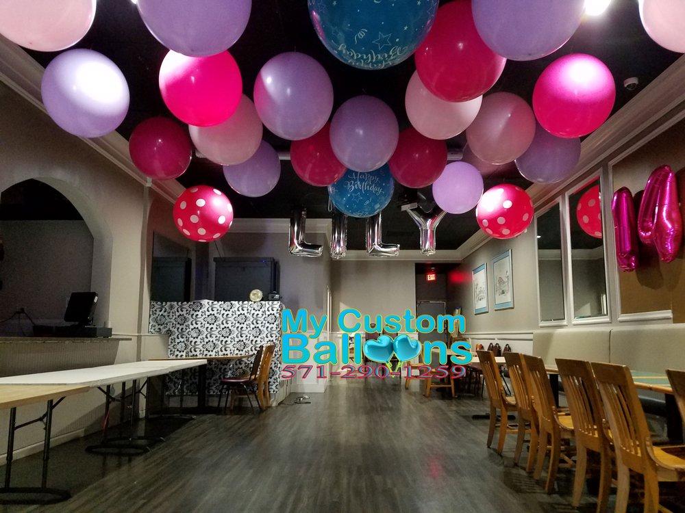 My Custom Balloons: 2305 South Walter Reed Dr, Arlington, VA