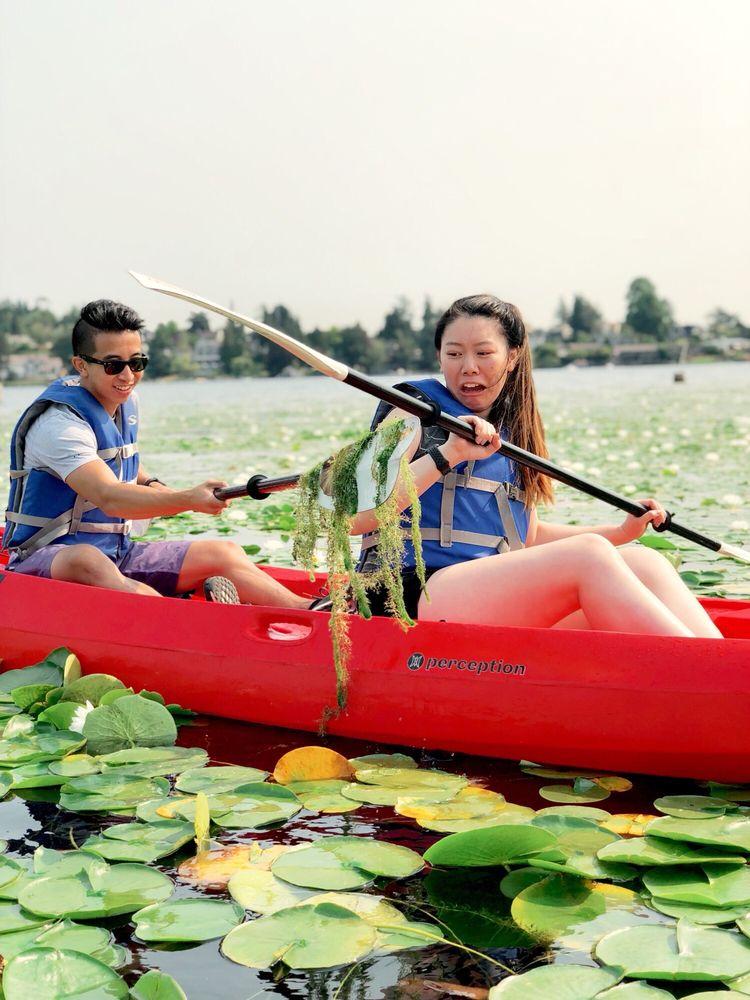UW Waterfront Activities Center: 3710 Montlake Blvd NE, Seattle, WA