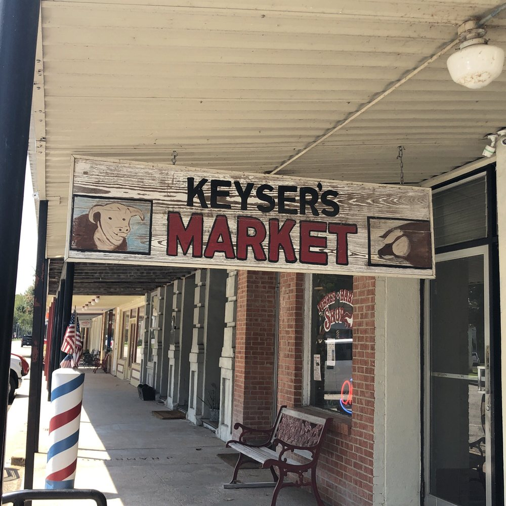 Keyser Market: 1116 Milam St, Columbus, TX
