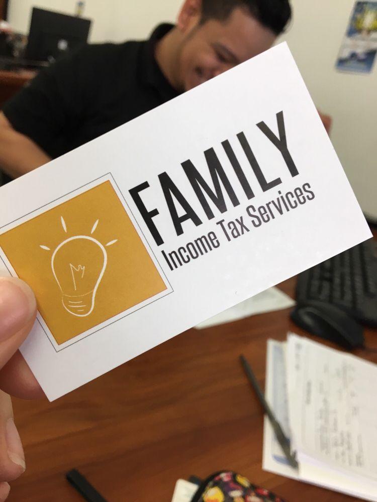 Family Tax Service: 1719 W El Segundo Blvd, Gardena, CA