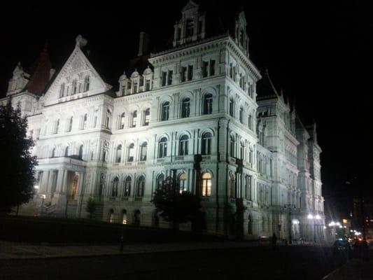New York State Capitol Landmarks Amp Historical Buildings