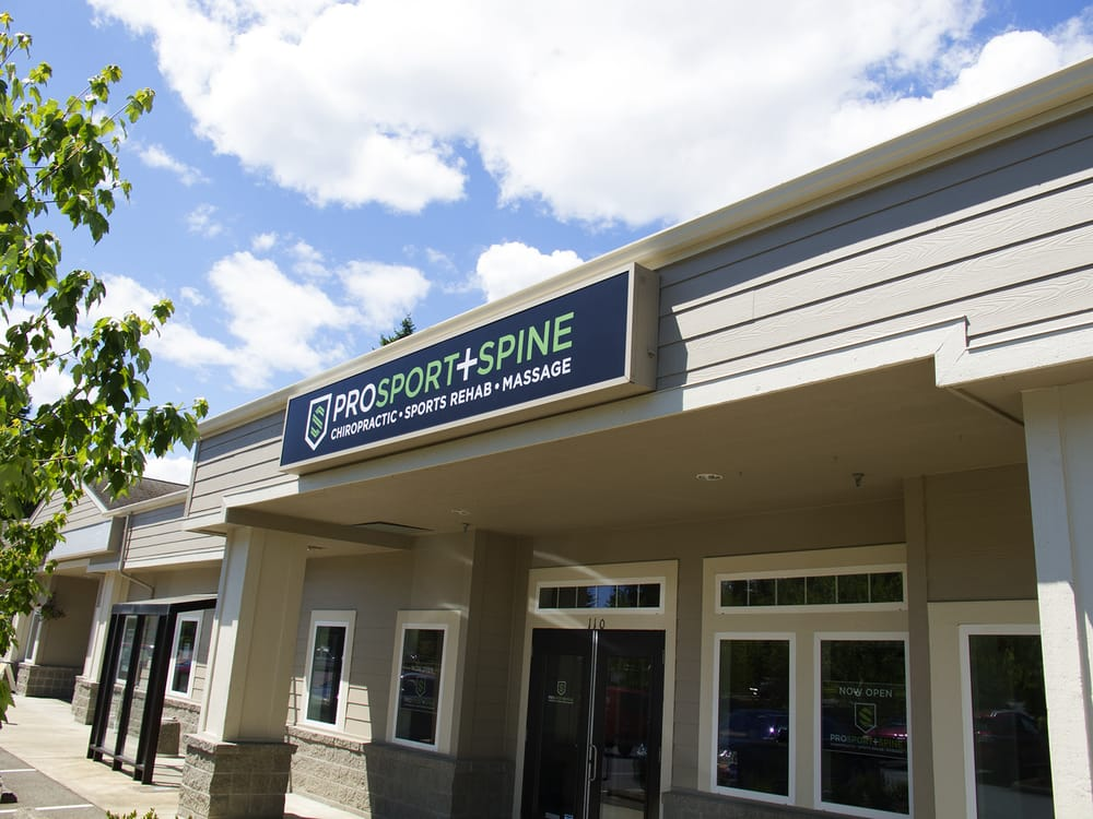 Pro Sport + Spine: 5125 Olympic Dr NW, Gig Harbor, WA