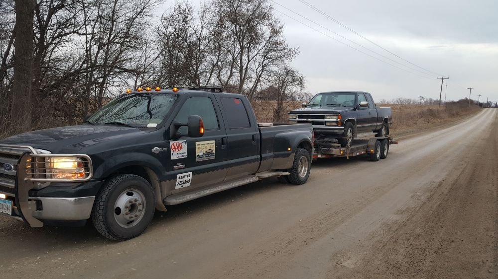 C & A Towing and Transport: 801 C Ave NW, Cedar Rapids, IA