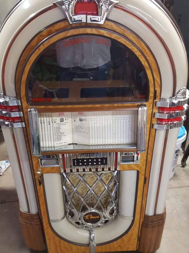 Phil's Old Pinball Repair and Jukeboxes - Local Services