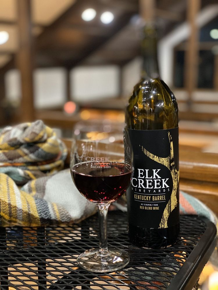 Social Spots from Elk Creek Vineyards