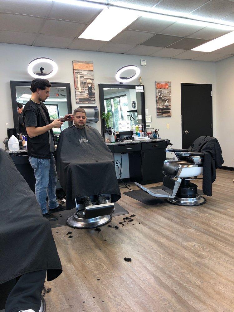 King Barbershop: 2015 Village Park Dr, Knightdale, NC