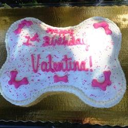 Dog Birthday Cake Orlando Fl