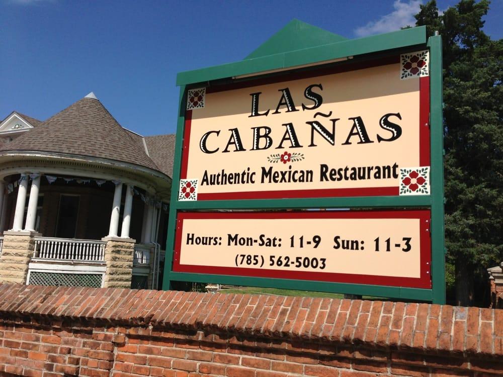 Las Cabanas: 908 Elm St, Marysville, KS