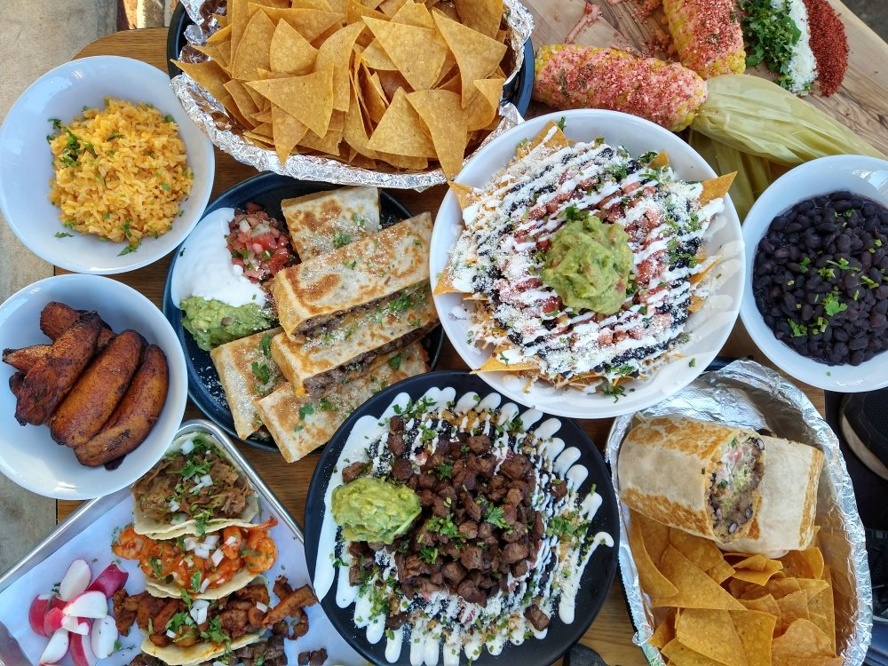 Taco Loco: 254 Park Ave, East Rutherford, NJ