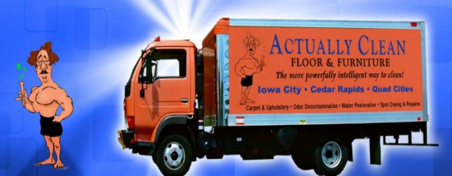Actually Clean: 1250 1st St NW, Cedar Rapids, IA