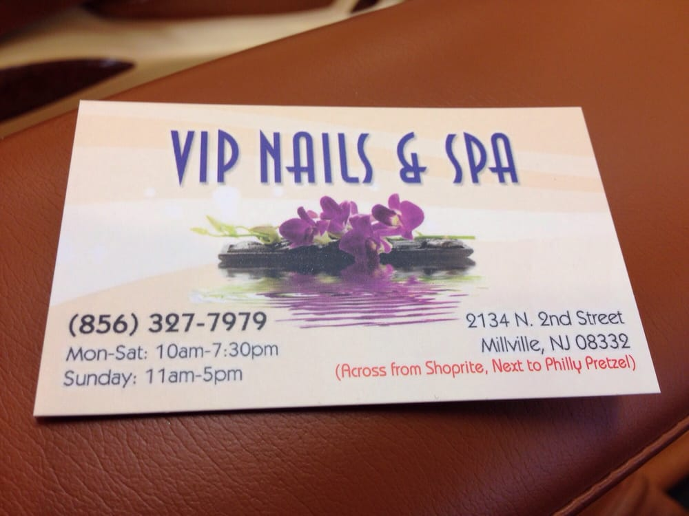 Business card with hours - Yelp