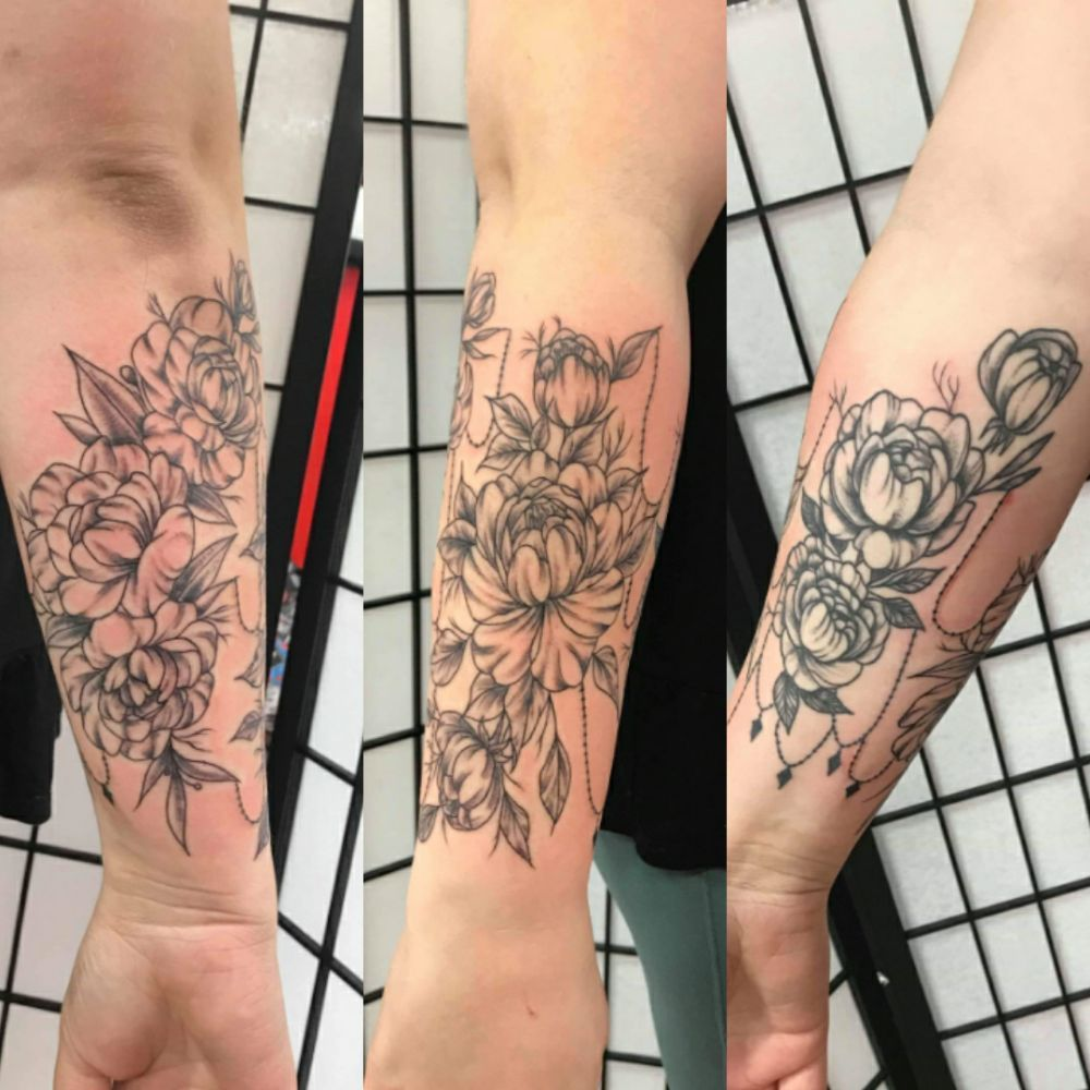 Pure heart tattoo: 805 E Mission Rd, Fallbrook, CA