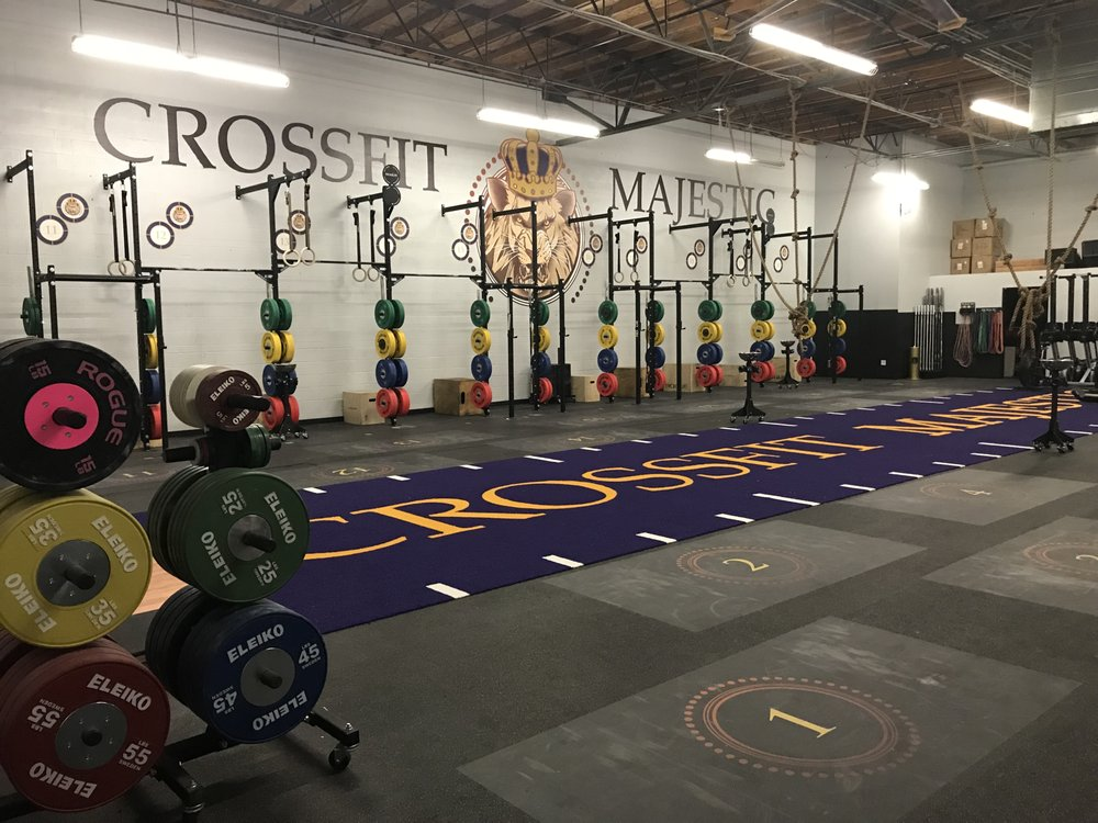 CrossFit Majestic