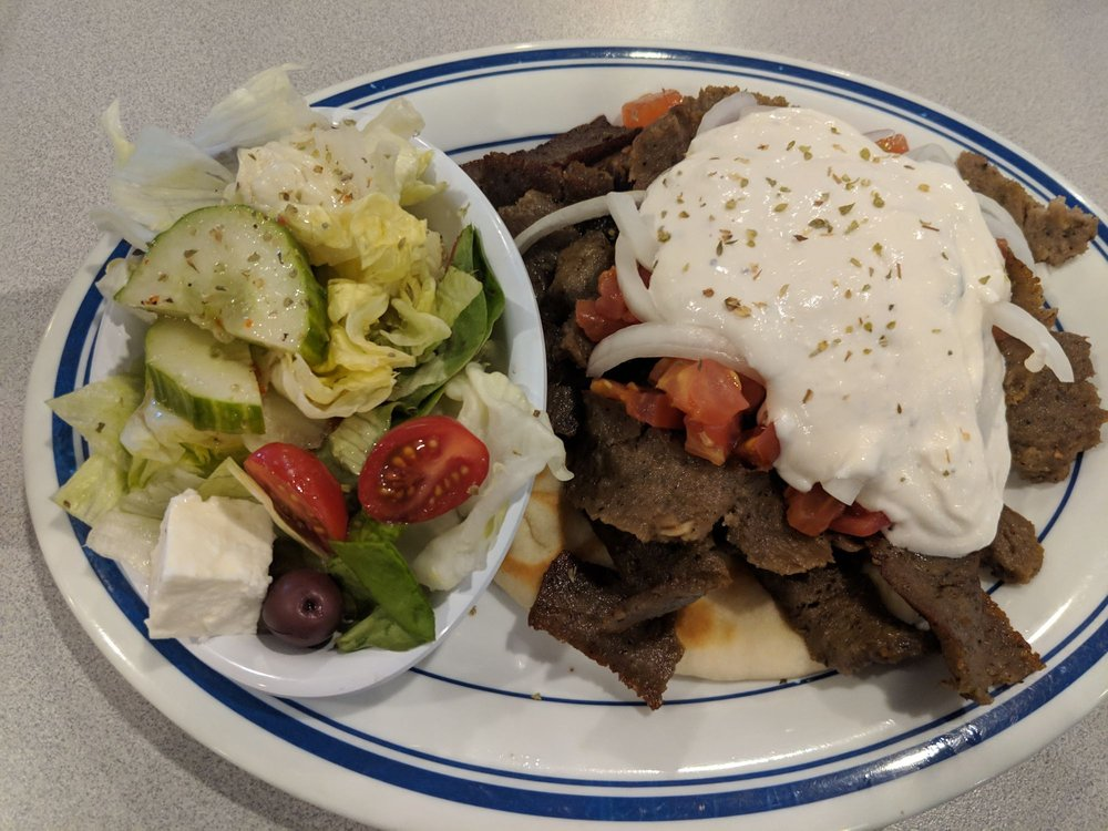 Feta's Greek Restaurant: 119 S 40th St, Omaha, NE